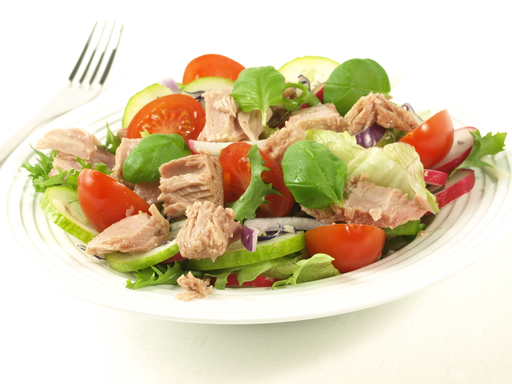 This Chopped Tuna Salad recipe is easy to make and with tuna added, you will receive all the protein, fat, and carbs you need to keep you full and energized